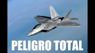 Llegan 6 cazas Norte Americanos F-22 Raptor y Bombarderos Estratégicos a Corea del Sur