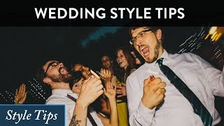 What to Wear to a Wedding as a Guest - Men's Style Tips