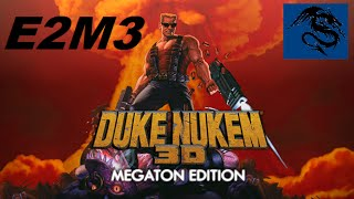 Duke Nukem 3D Megaton Edition Gameplay #08 ITA - E2M3 - Warp Factor