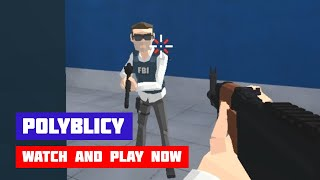 POLYBLICY · Game · Gameplay