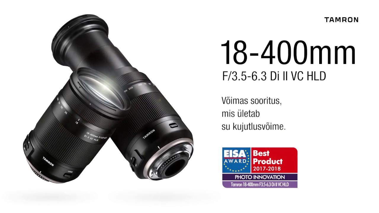 804e64e5566 Tamron 18-400mm - võimas sooritus, mis ületab Su kujutlusvõime!Photopointi  ajaveeb