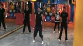 Aerobics Exercise For Legs and Arms