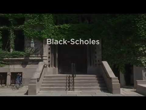 5.3 Black-Scholes