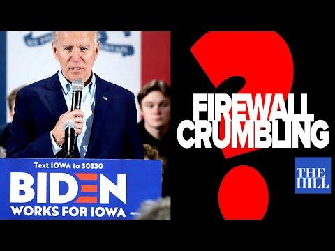 Panel: Is Biden's Firewall Crumbling?