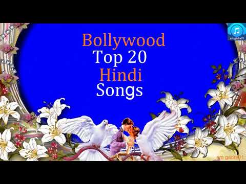 Top 20 Hits New Best Bollywood  Hindi Songs Romantic  Hindi Jukebox Songs