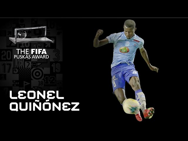 Leonel Quinonez Goal | FIFA Puskas Award 2020 Nominee