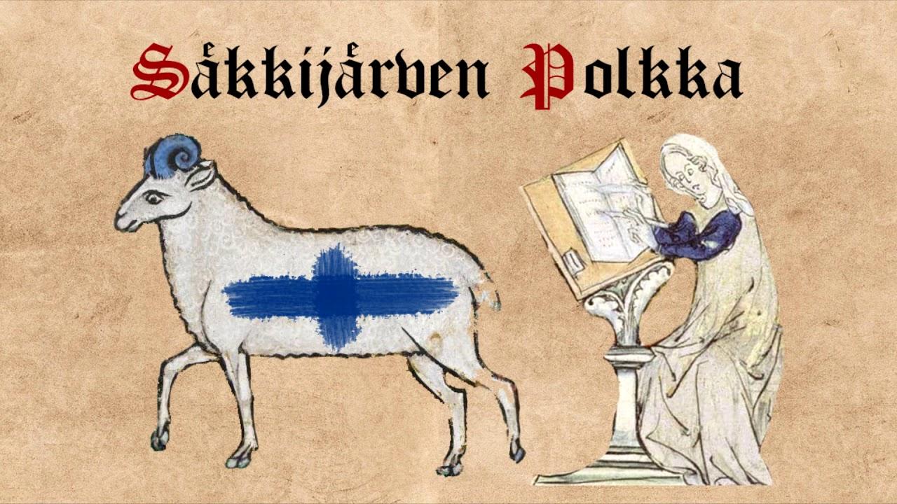 Säkkijärven Polkka (Medieval Cover)