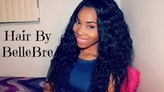 Hair By Belle Bree Initial Review| Burmese Super Wavy