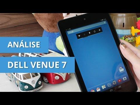 Dell Venue 7: bom desempenho e design acima da média