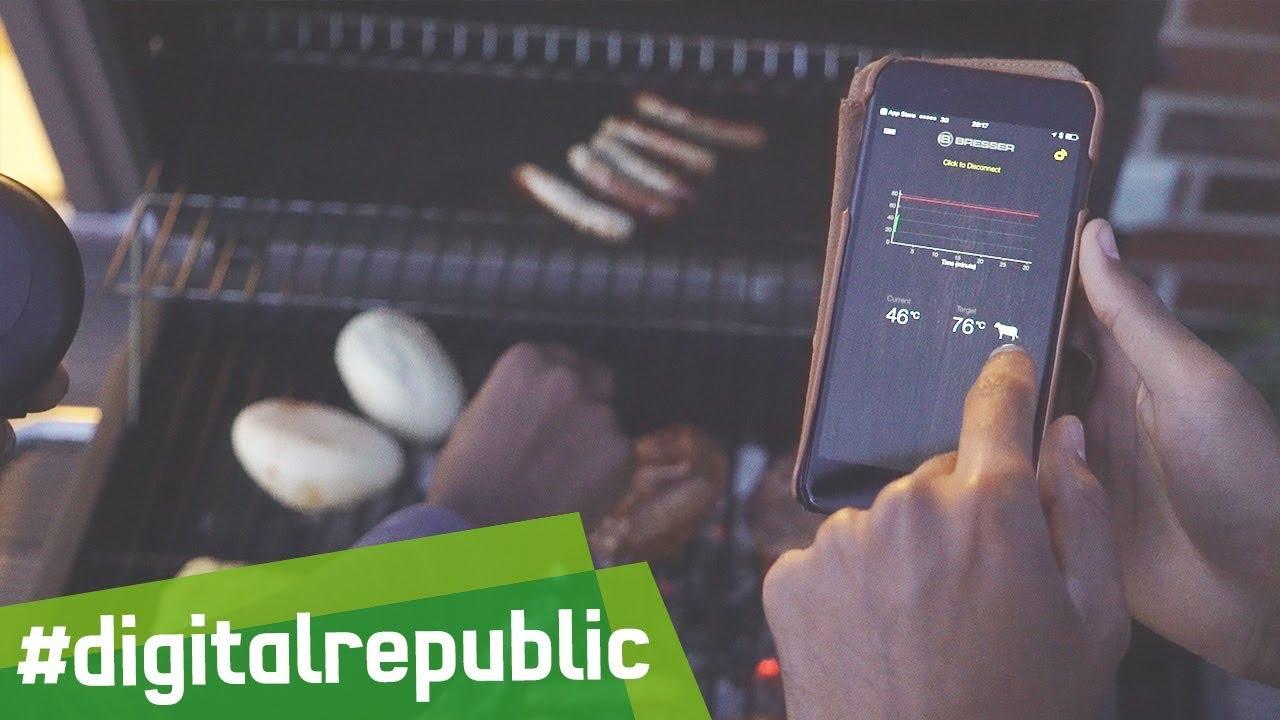 Mobiler Holzkohlegrill Test : Grill gadgets im test mit unseren youtubern mobilcom debitel