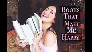 7 Books That Make Me Happy!