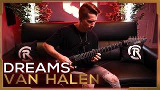 Eddie Van Halen Tribute | Dreams - Van Halen - Cole Rolland (Guitar Cover)