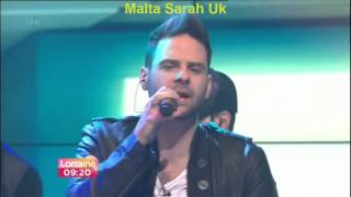 Five (keep On Moving Live On Lorraine 15/05/13 )