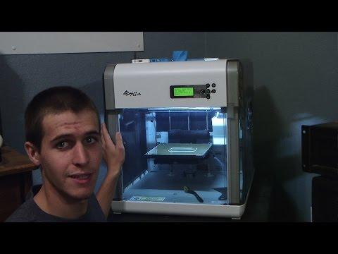 XYZprinting Da Vinci 1.0 3D Printer Full Review