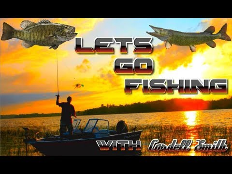 Lets Go Fishing With Cordell Smith: September 12, 2017: Kennebec Wharf.