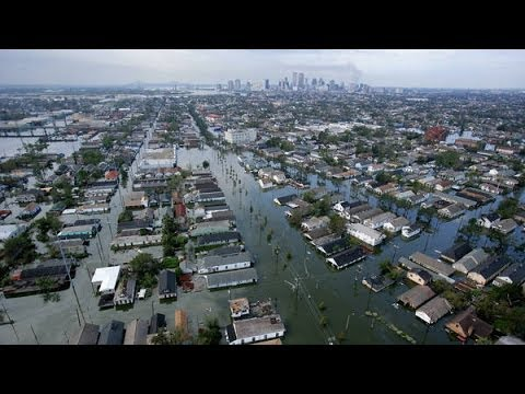 Hurricane Katrina Aftermath: In the Shadow | Retro Report | The New York Times