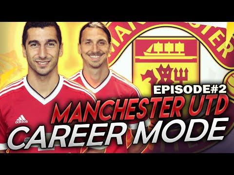 FIFA 16 Manchester UTD Career Mode - MORE SIGNINGS? MANCHESTER DERBY!! - Ep. 2 (Career Mode Live)