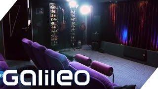 Heimkino für 50€ | Galileo | ProSieben