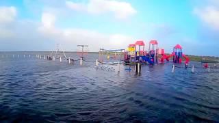 29.10.17 Sturmtief Herwart wütet an der Nordsee (Sturmflut).