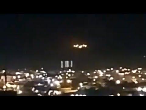 UFOs Sighted Over Rosarito, Mexico ( December 10, 2020 )