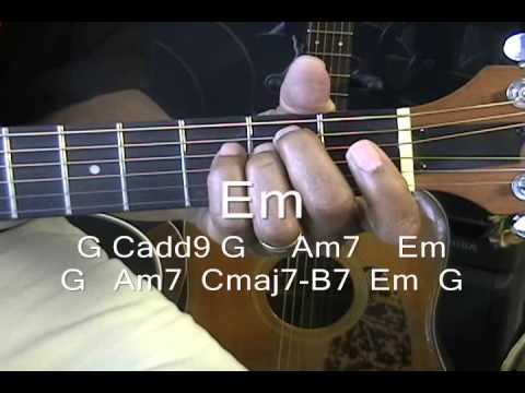 Easy Key Of G Sam Cooke A Change Is Gonna Come How To Play On Guitar