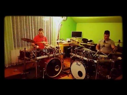 Marko TICKO & Misa CRNOGORAC Bubnjar Drums Solo