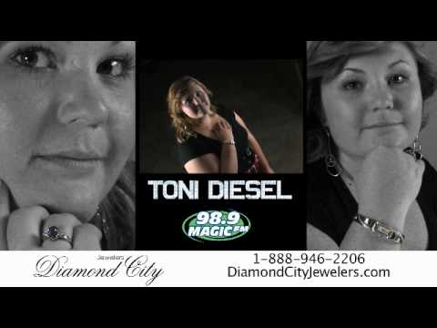 Diamond City Jewelers Diva - Toni D From 98.9 Magic FM