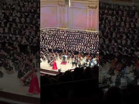 Lauren Daigle At Carnegie Hall