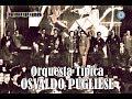 OSVALDO PUGLIESE - MIGUEL MONTERO - ANTIGUO RELOJ DE COBRE - TANGO - 1955