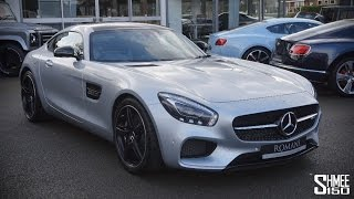Should I Buy a Mercedes-AMG GT S?(Should I add a Mercedes-AMG GT S to my collection? It might read like click-bait, but allow me to explain, and tomorrow's video will go into this in more detail., 2017-01-29T18:00:01.000Z)