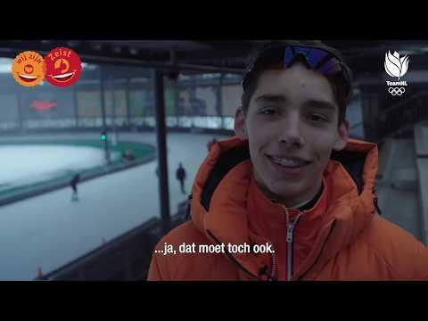 Zeno de Boer - shorttrack