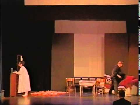 Thomas Clark - La Fanciulla del West - Act II Excerpt