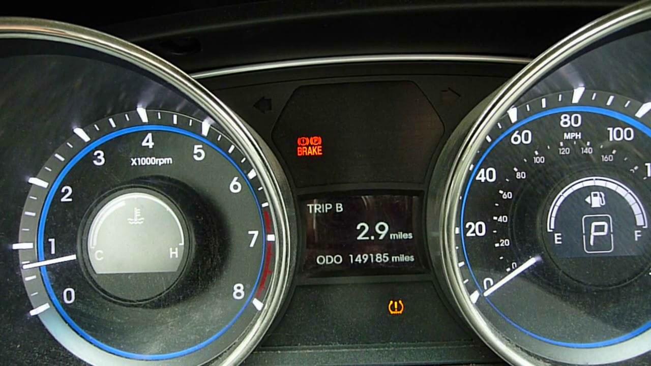 Hyundai Kia Gdi Fuel Pump Replacement 5000 Mile Followup Accent Location