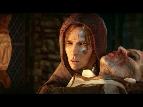 Dragon Age: Inquisition  Meet the Inquisitor's Actress