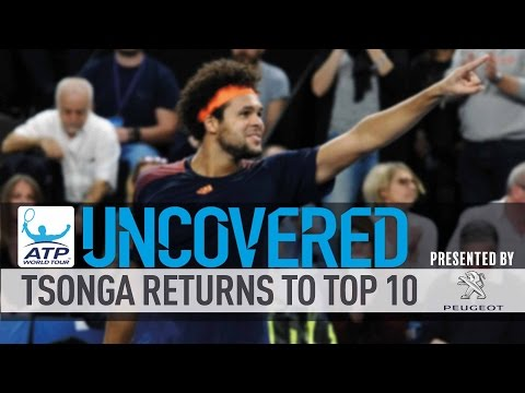 Uncovered: Jo-Wilfried Tsonga Changes His Serve, Returns To Top 10