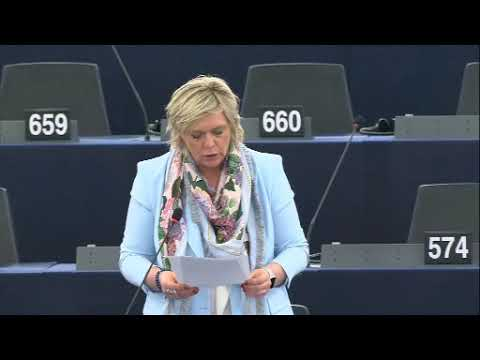 Hilde Vautmans 11 Mar 2019 plenary speech on EU Russia political relations