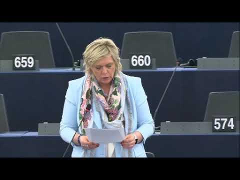 Hilde Vautmans 11 Mar 2019 plenary speech on EU Russia political relations