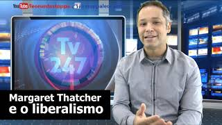 Margaret Thatcher e o liberalismo