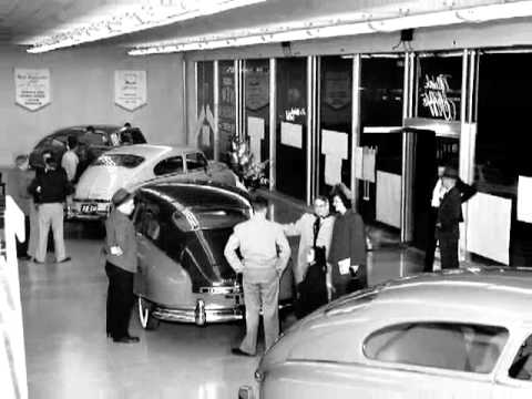 Old Muscle Cars For Sale >> Retro Car Dealerships - YouTube