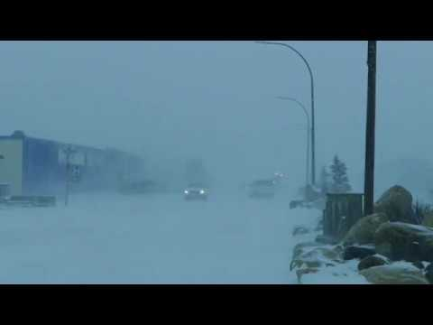 Churchill Blizzard Nov 2 2016