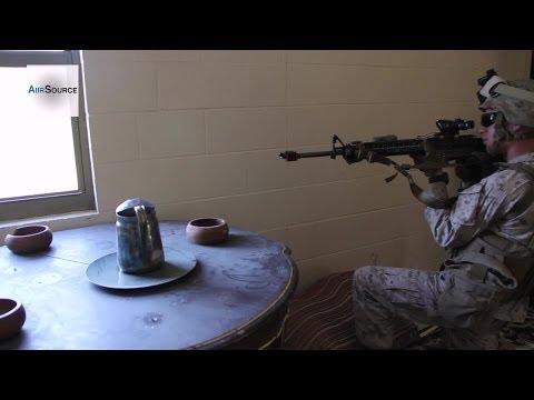 US Marine Expeditionary Unit - Motorized Raid Exercise