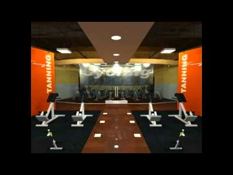Gold's Gym Santa Ana
