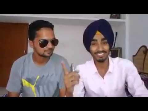 Armani 2 reply to harman chahal latest 2014