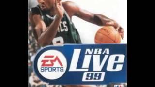 NBA LIVE 99 - Menu Music #1