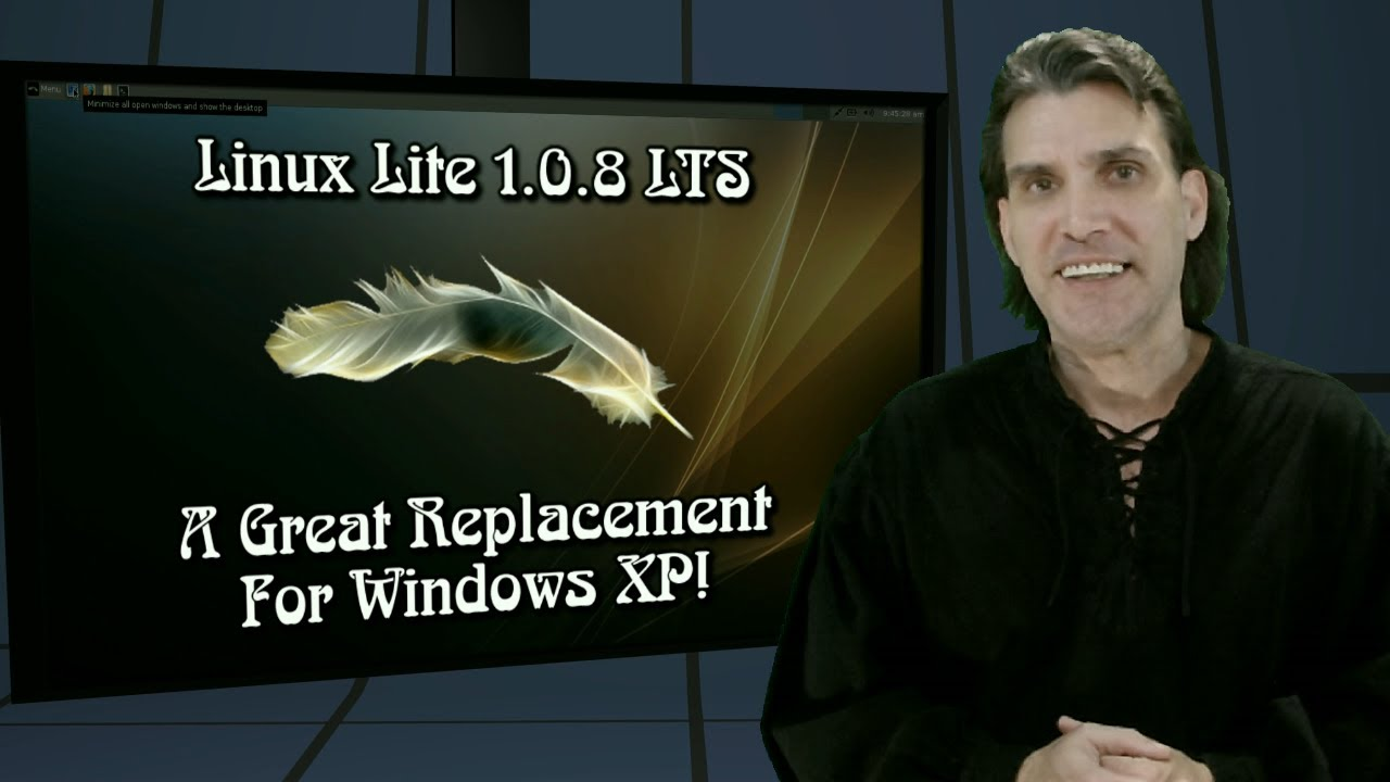 Linux Lite 1 0 8 The BEST Replacement For Windows XP