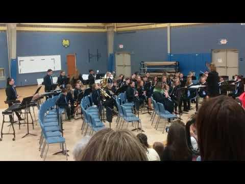 Oak Glen Middle School 2018 Spring Concert #2