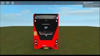 Roblox Enviro 400 MMC Sullivan Buses E70 - 81 Showcase