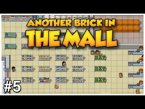Another Brick in the Mall - #5 - Profit Warehouse - Let's Play / Gameplay / Construction