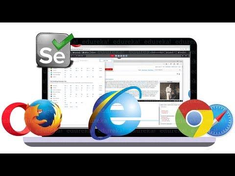 6. Selenium : How To Run Selenium WebDriver Tests On Google Chrome With Chromedriver
