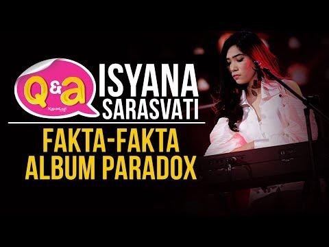 Isyana Sarasvati Curahkan Kisah Hidupnya Di PARADOX